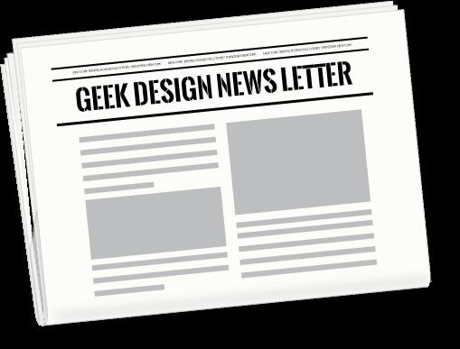 Geek-Design-News-Letter-icon